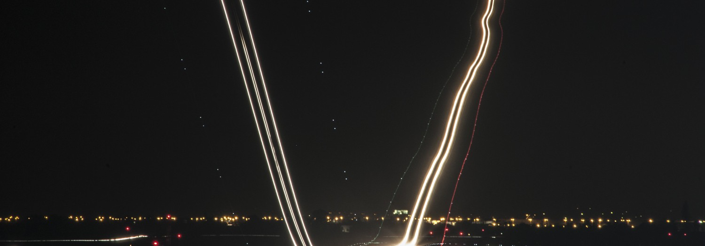 Aeropuerto de Alicante nocturnas