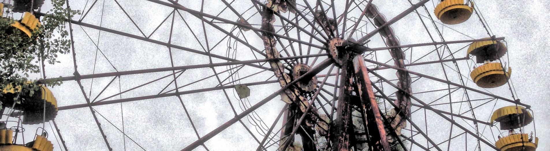 Chernobyl Series – Capítulo 10 – Día 2 – Parque de atracciones de Pripyat...