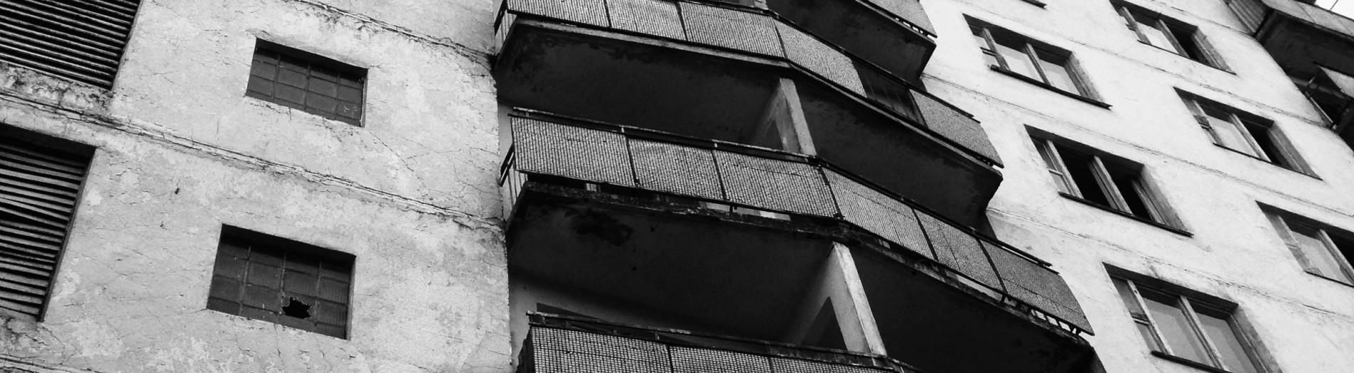 Chernobyl Series – Capítulo 17 – Día 3 - Azotea edificio 16 plantas