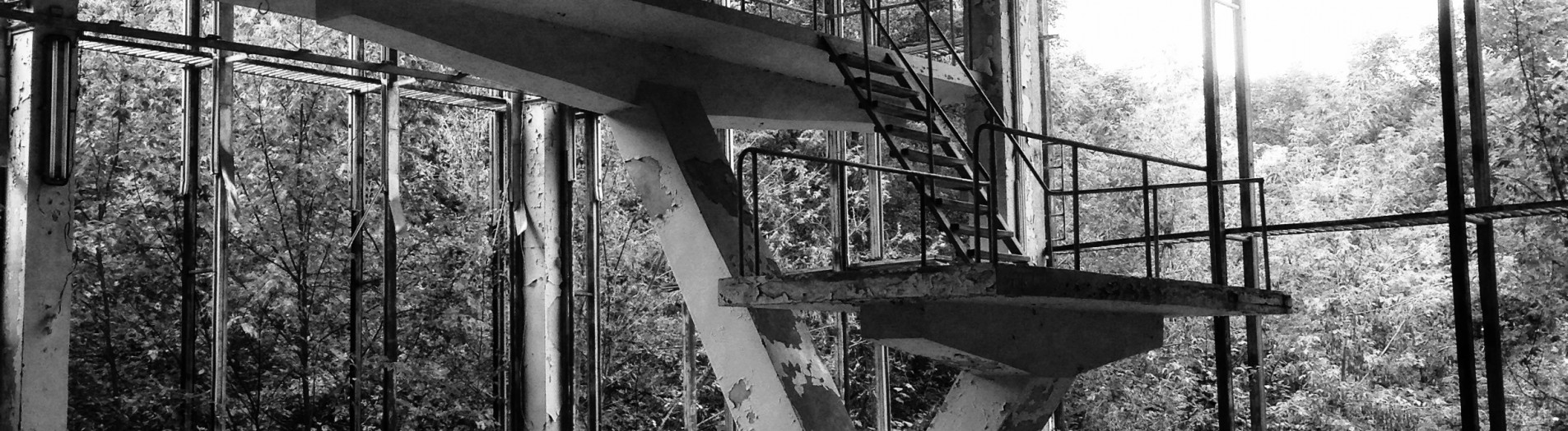Chernobyl Series – Capítulo 16 – Día 3 – Piscina y máscaras de gas