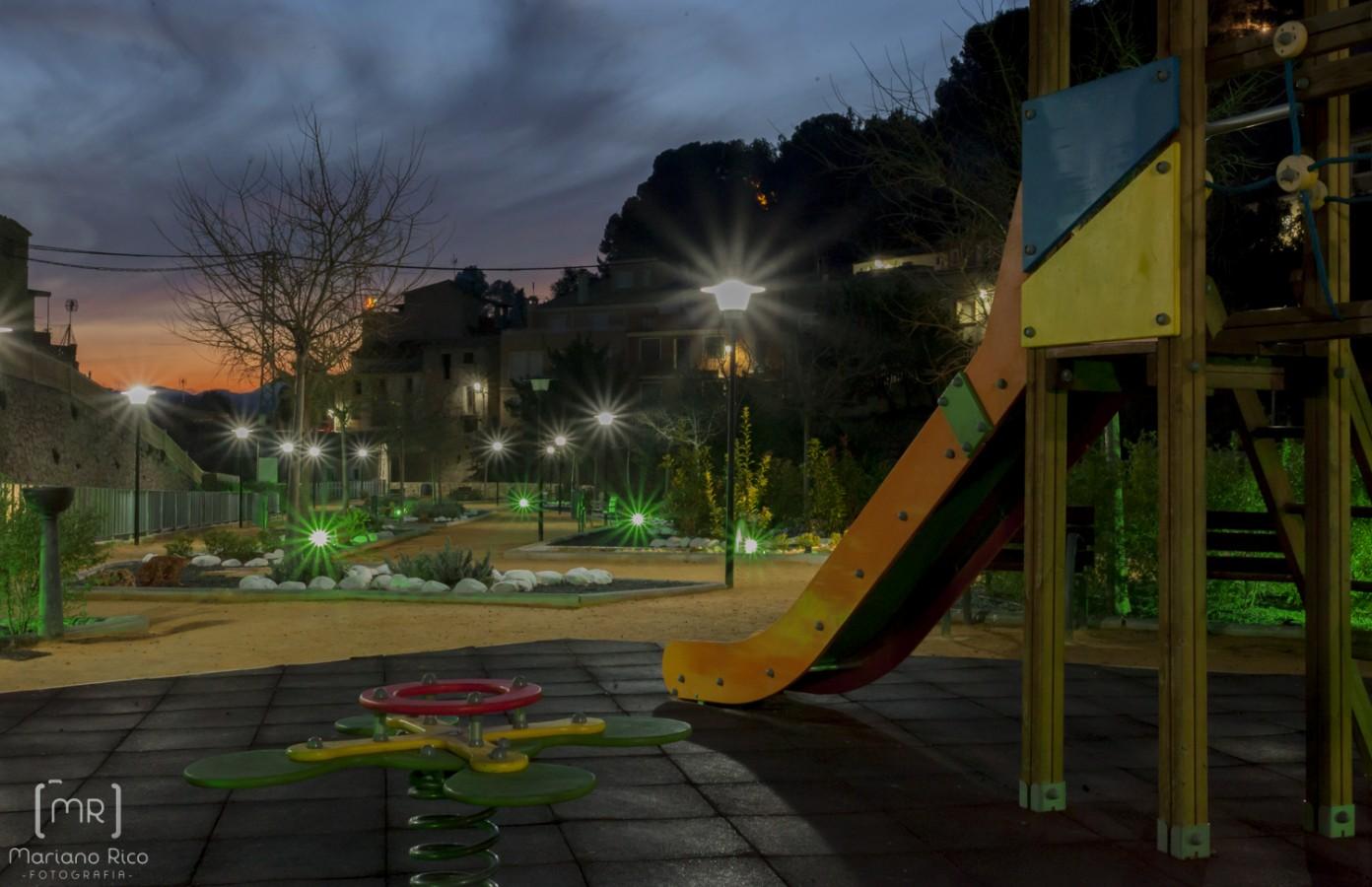 Parque del Barranc
