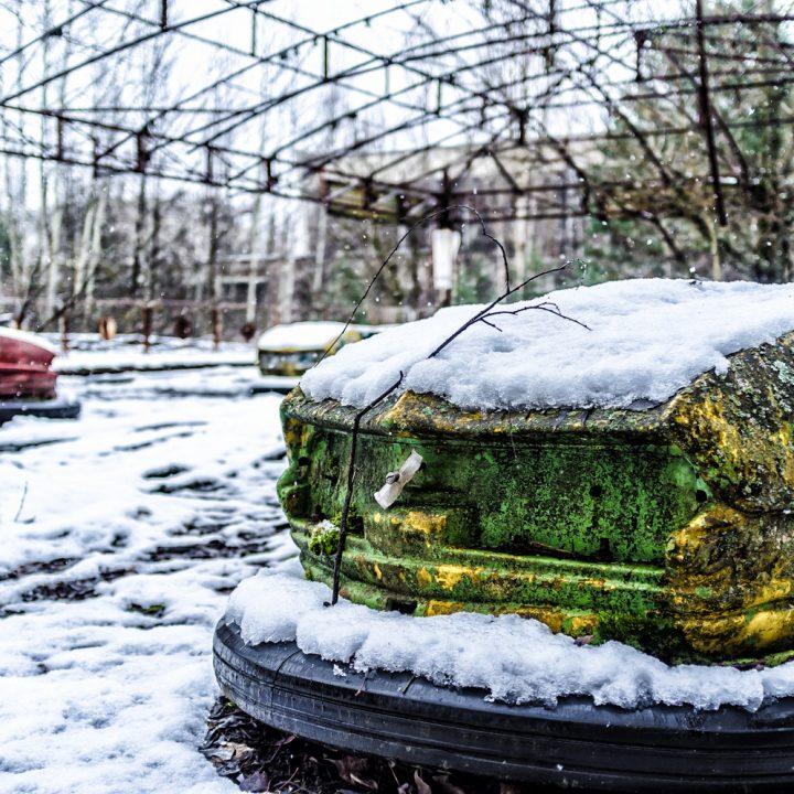 Chernobyl - Pripyat 2017