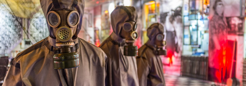 Museo de Chernobyl - Kiev 2017